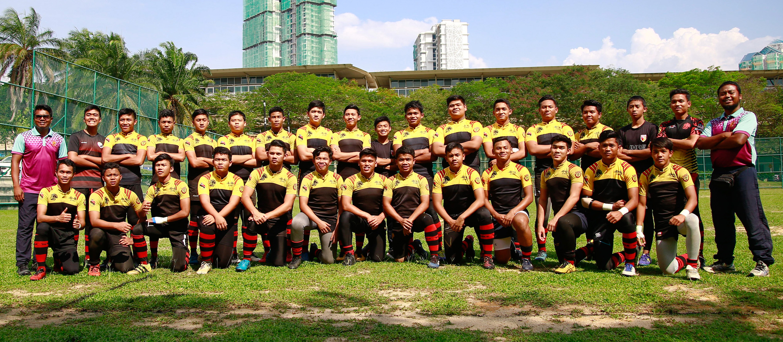 Sek Dato Abdul Razak Super Schools Rugby